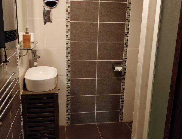 Chambre d'hôtes 2 personnes Cèpe - Salle de bain