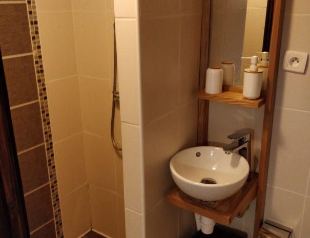 Chambre d'hôte 1 personne Veauce - Salle de bain