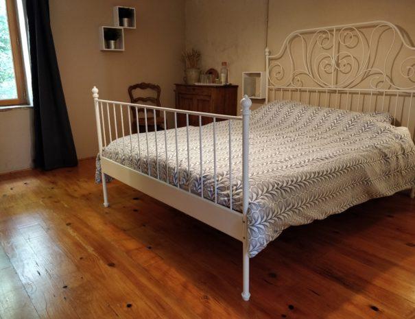 Chambre d'hôtes familiale Sioule - lit 2 personnes